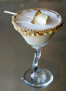 Amazing!! Adult S'more Cocktail (Image credit: Party Style)
