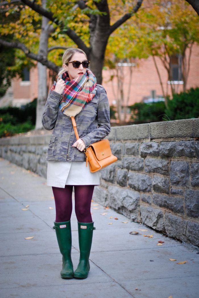 Carmen Johnston GardensWin a Pair of Hunter Rain Boots Carmen